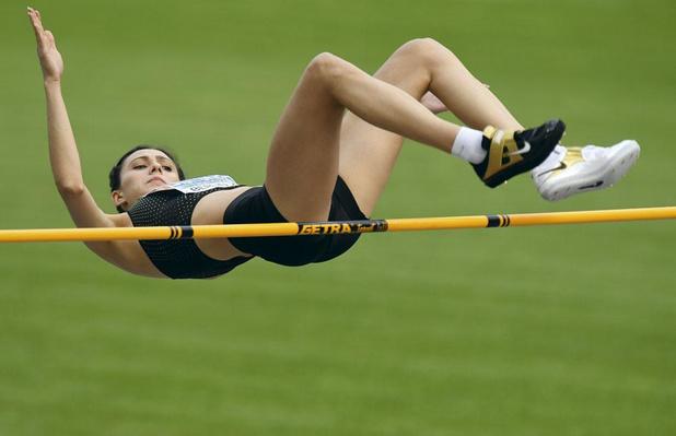 Marija Lasitskene: de Russische hoop op een cleanere atletiekwereld