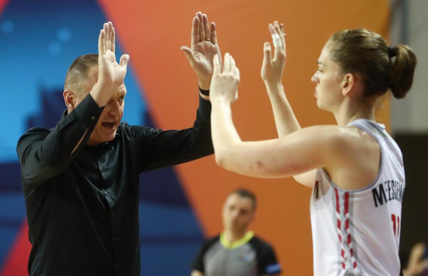 Philip Mestdagh wil Cats tegen Slovenië even goed zien spelen als tegen Servië