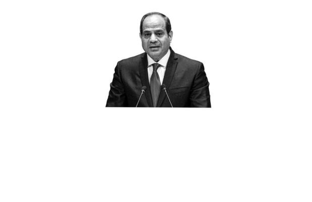 Abdel Fattah al-Sisi - President