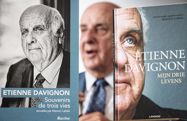 """Les trois vies d'Étienne Davignon: """"Fortis aura été la seule erreur structurelle de ma vie"""""""
