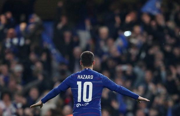 Hazard vise un 2e trophée européen avec Chelsea dans une finale londonienne