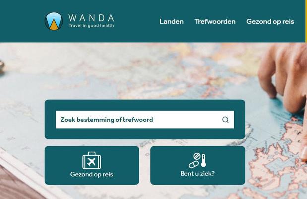 Gezondheidsinfo voor reizigers handig bij elkaar in een app