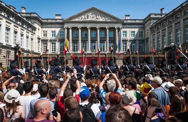 Openhuisdag in het Federaal Parlement op 21 juli