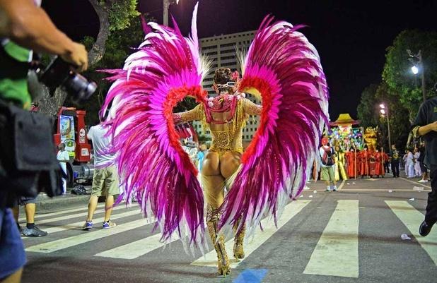 Pas de Carnaval à Rio en 2021