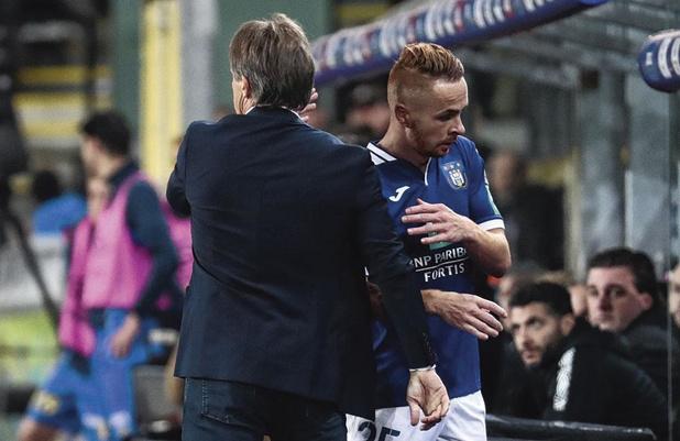 """""""Ça va maintenant rouler pour Anderlecht"""""""