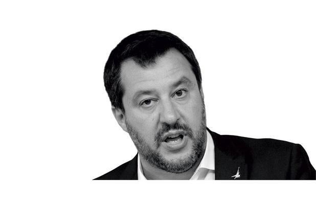 Matteo Salvini - Gefaalde verruimer