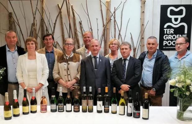 Twee medailles voor Entre-Deux-Monts uit Heuvelland op 15e editie 'Beste Belgische Wijn'