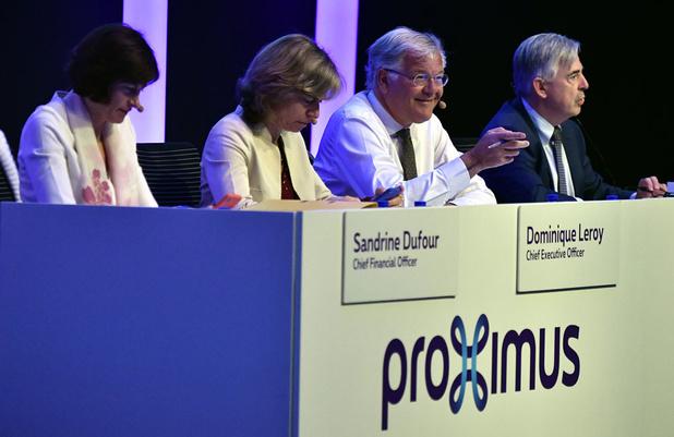 'Proximus leiden is een wedstrijd die je niet kunt winnen'