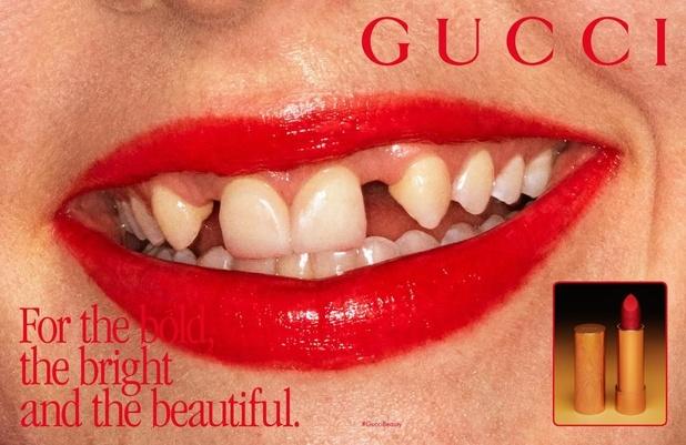 Gucci met les défauts en avant dans sa nouvelle campagne
