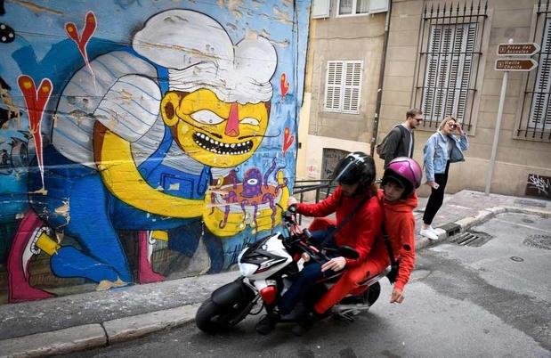 Bayonne: nouveau rendez-vous du street art (en images)