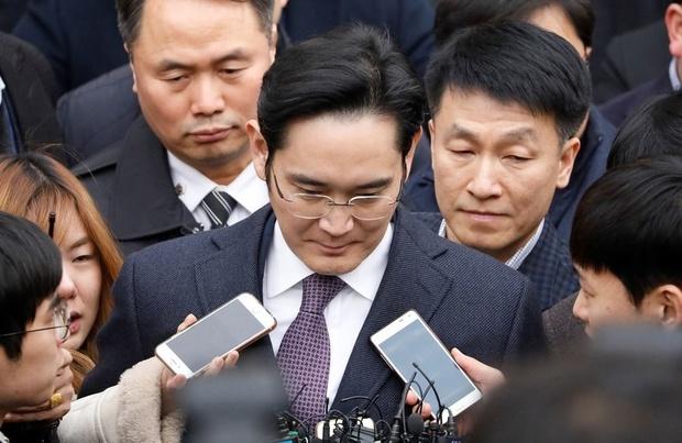 Zuid-Korea wil Samsung-topman opnieuw in de cel