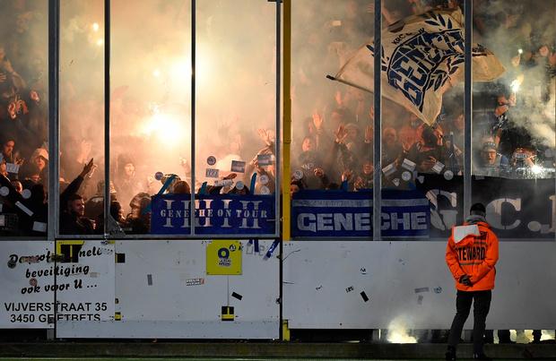 A Genk et dans le foot belge, l'éternel spectre communautaire
