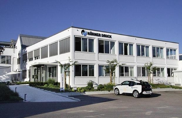 Duitse CMG-drukkerijen naar Finse investeerder