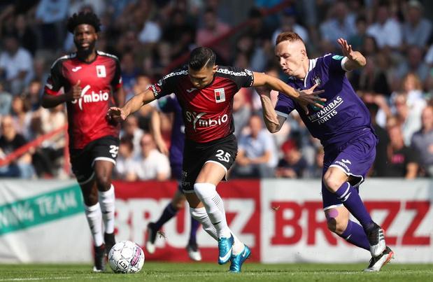 RWDM herleeft, maar rivaliteit met Anderlecht onbestaande