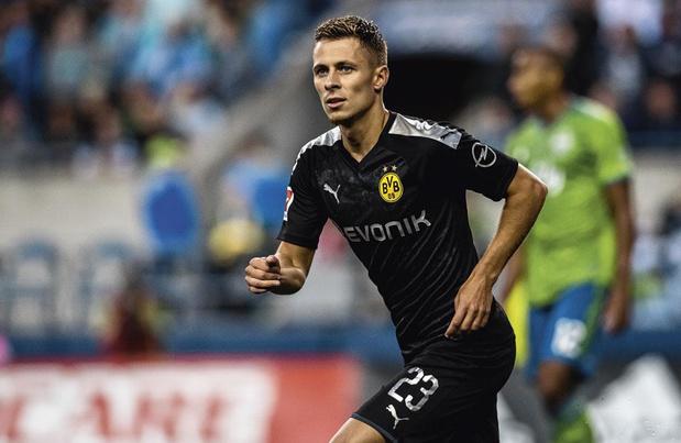 Le Borussia Dortmund veut détrôner le Bayern