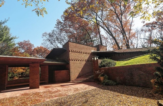 Passez une nuit de luxe dans la maison d'un architecte