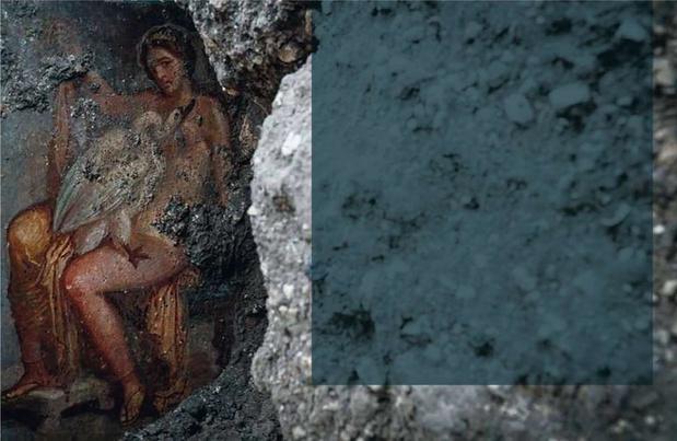 Pikante vondsten in Pompeji