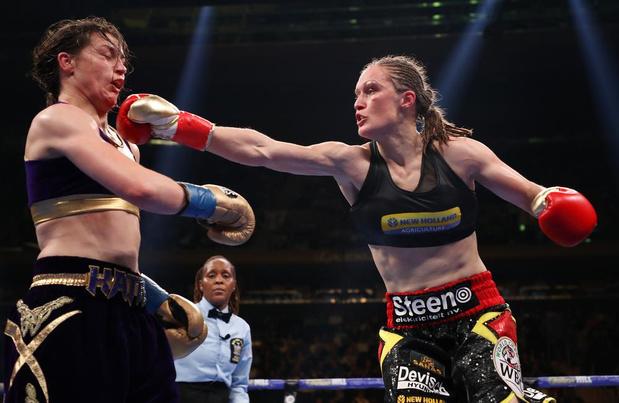 UPDATE - Ook Delfine Persoon plant klacht bij boksbond WBC