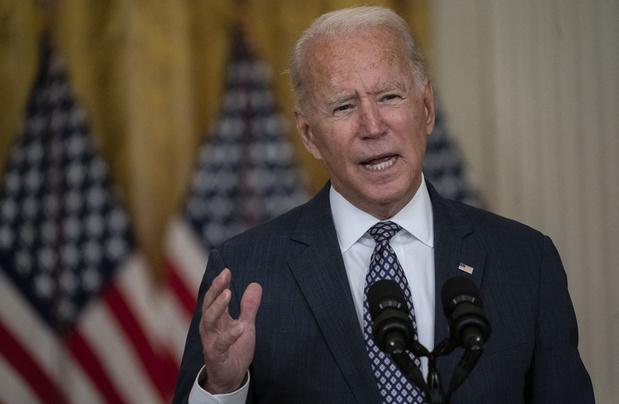 'Of Afghanistan nu stabiliseert of niet, Biden is de architect van het Amerikaanse verval.'