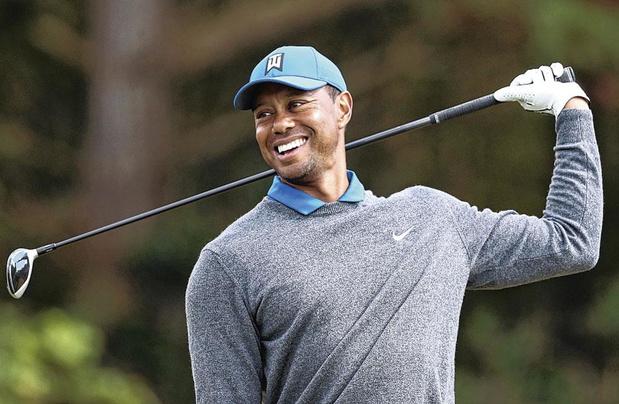Tiger Woods, capitaine-joueur