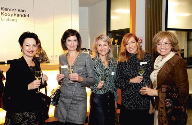 Ladies at Voka Limburg