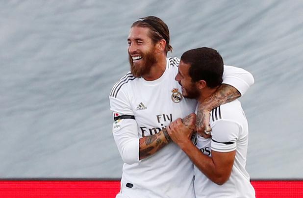 """Eden Hazard encensé dans la presse espagnole: """"C'est un crack"""""""