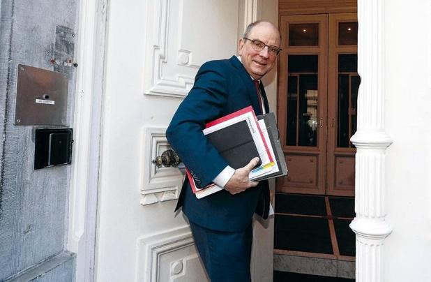 Koen Geens tenté par le job de commissaire européen à l'Asile et aux Migrations