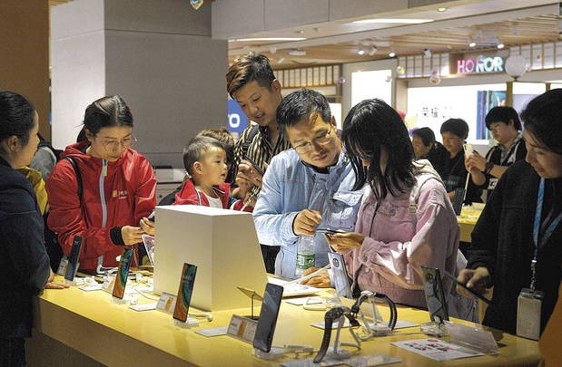 Huawei a bien résisté en 2019