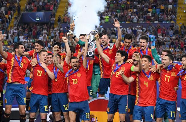 L'Espagne prend sa revanche sur l'Allemagne et s'offre un 5e sacre à l'Euro espoirs