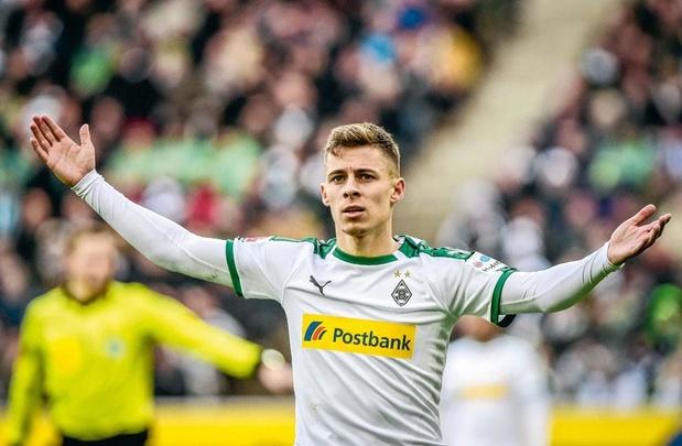 M'Gladbach bevestigt dat Thorgan Hazard bijna van Dortmund is
