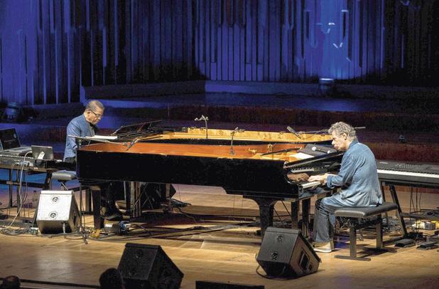 Grootmeesters van de jazzpiano