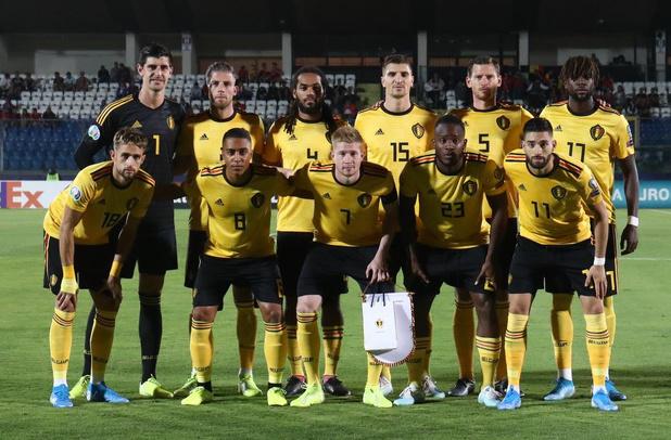 Rode Duivels winnen zonder glans met 0-4 in San Marino