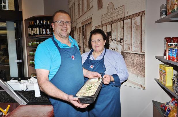 Ortwin en Patricia winnen zilver op prestigieuze slagerswestrijd 'De Kristallen Kroon'