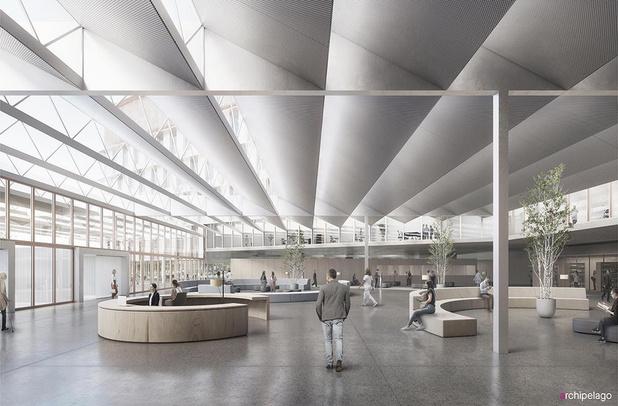 Le CHR Centre-Sud : un hôpital vert et modulable