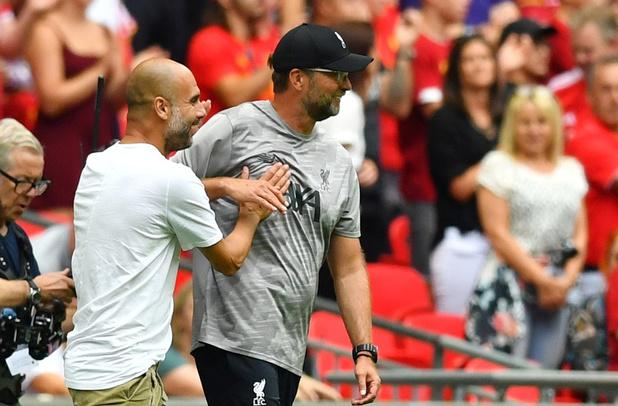 Guardiola promet une haie d'honneur de ses joueurs jeudi lors de la venue de Liverpool