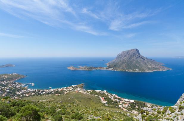 De eilandjes van de Dodekanesos: paradijs van de Apocalyps
