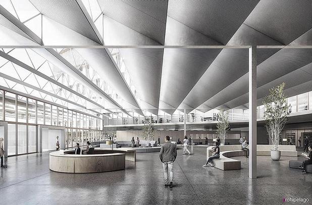 CHR Centre-Sud : un hôpital vert et modulable