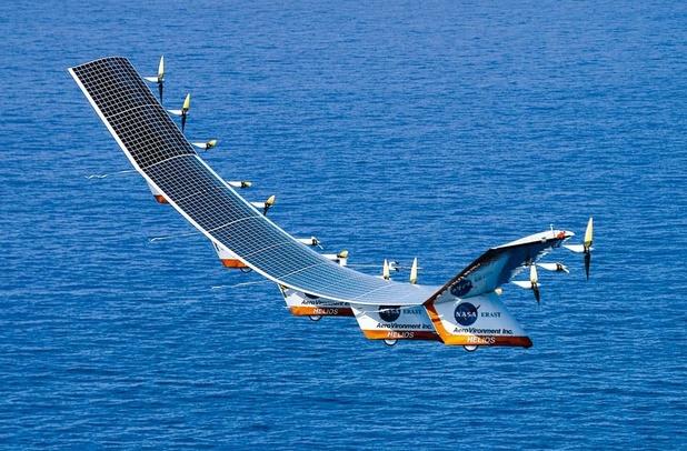 Le projet Hawk 30, la 5G depuis la stratosphère
