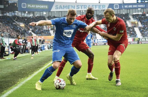 """""""Dès qu'ils ne jouent plus dans leur stade, les Anversois et les Gantois n'y arrivent plus"""""""