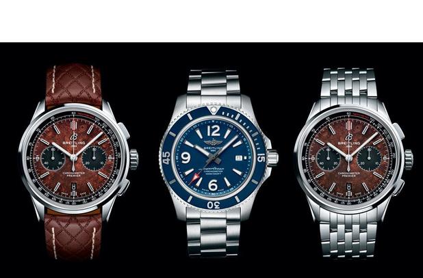 Georges Kern (CEO Breitling): 'Op een horloge lees je de tijd niet meer af'