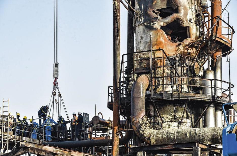 De aanval op de Saudische olie: hoe Mohamed bin Salman Saudi-Arabië in de problemen brengt