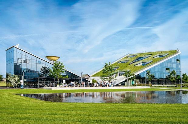 Le Corda Campus d'Hasselt héberge le plus de firmes technologiques de Belgique