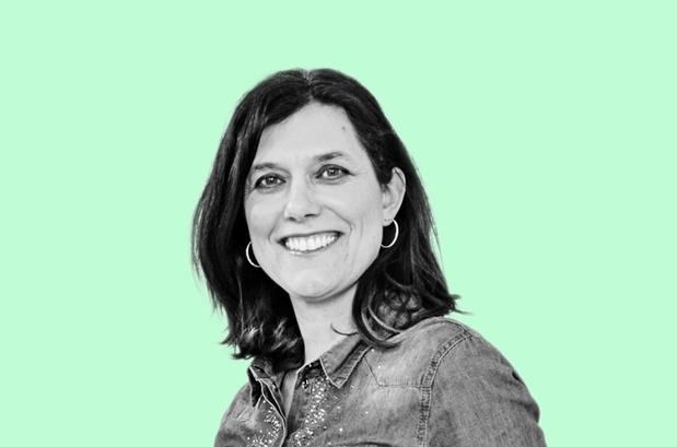 Ondernemer Evelien Coppens: 'Vrouwelijke ondernemers moeten vaker uit hun kot komen'