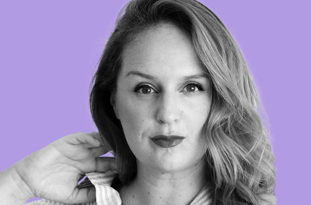 Body positivity activist Sabine Peeters: 'Vrouwen zijn meer dan een vleesgeworden weerspiegeling van andermans verwachtingen'