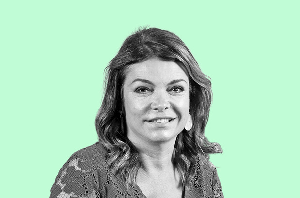 Politicus en seksuoloog Goedele Liekens: 'Traditionele man-vrouwbeelden bepalen nog altijd waar kinderen goed in worden'
