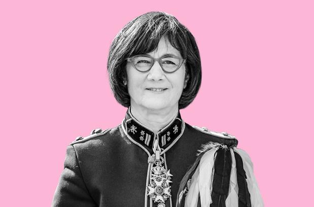 Generaal-majoor op rust Lutgardis Claes: 'De media en de reclamewereld blijven te sterk in oude rolmodellen hangen'
