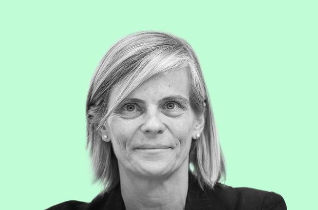 VUB-rector Caroline Pauwels: 'Vrouwen nemen nog altijd de meer precaire posities in op de arbeidsmarkt'