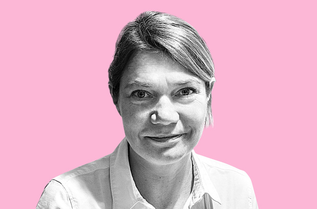 'Zolang ik het label 'vrouwelijke chef' opgeplakt krijg, is gelijkheid nog een verre droom'