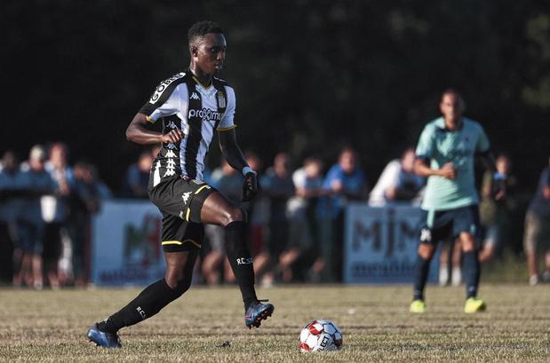 Modou Diagne: pleins feux sur le défenseur de Charleroi