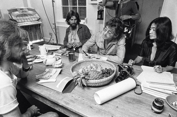 John et Yoko